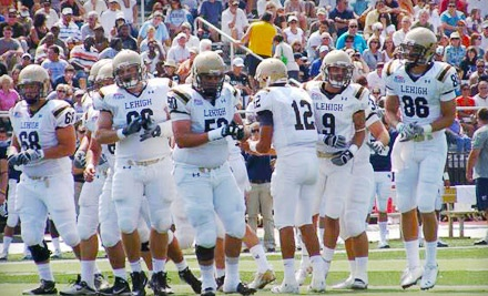 Lehigh Mountain Hawks vs. Yale Bulldogs at Goodman Stadium  on Sat., Oct. 1 at 12:30PM: General Admission - Lehigh Mountain Hawks in Bethlehem