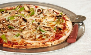 $11 for $20 Worth of Pizzeria Cuisine at Fortel's Pizza Den