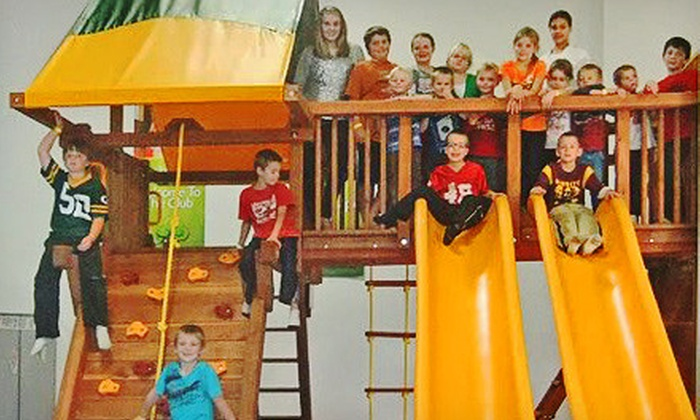 PlayN Wisconsin - Northside: Three Weekday or Weekend Open-Play Passes or Birthday Party for 15 at PlayN Wisconsin in Middleton (Up to 53% Off)
