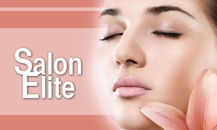 Salon Elite - Yates: $25 for a 60-Minute European Facial at Salon Elite