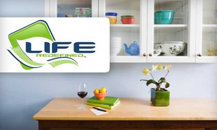 Life Redefined - Atlanta: $195 for Four Hours of Organizational Services with Life Redefined