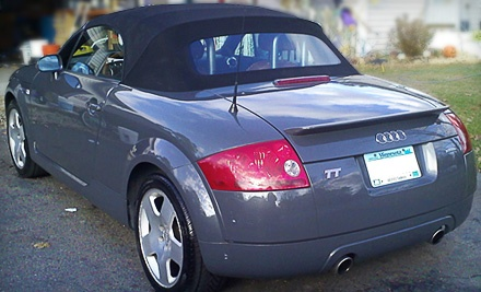 Steve's Automotive Detailing: Gold Interior and Exterior Detailing - Steve's Automotive Detailing in White Bear Lake
