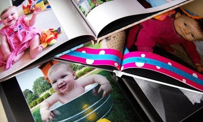 Inkubook: $15 for $50 Worth of Keepsake Photo Books from Inkubook