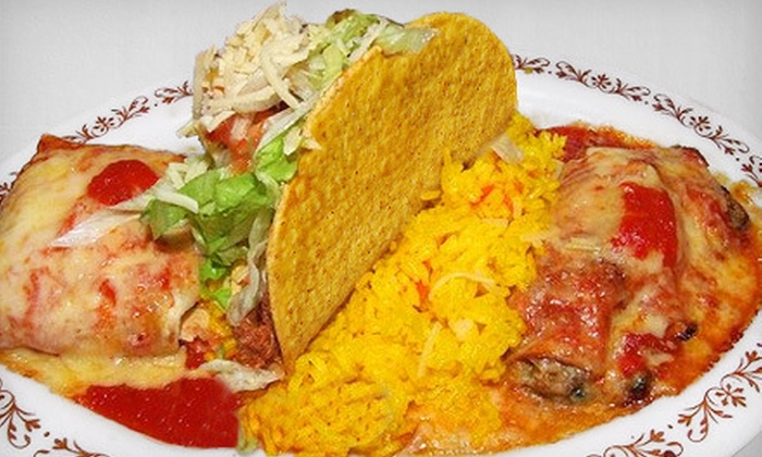 Tejas Grill & Sports Bar - Downtown Houston: $10 for $20 Worth of Tex-Mex Pub Fare at Tejas Grill and Sports Bar