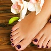 Up to 51% Off Shellac Manicures and Custom Mani-Pedis