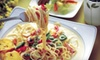 Molto Bistro Cafe - District de Hull: $19 for $45 Worth of Italian Cuisine at Molto Ristorante in Gatineau