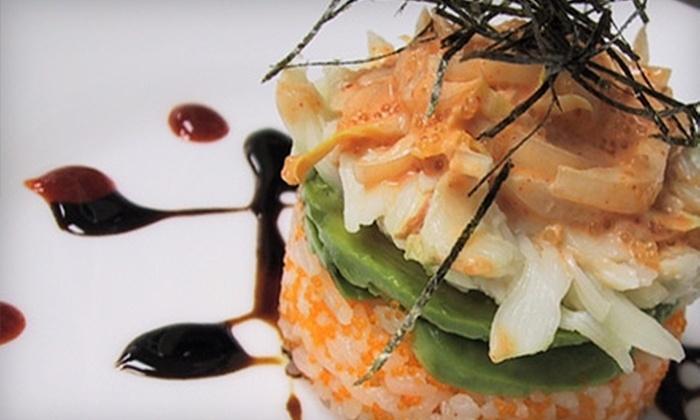 Zen Japanese Restaurant - Dundarave: $12 for $25 Worth of Japanese Fare and Drinks at Zen Japanese Restaurant