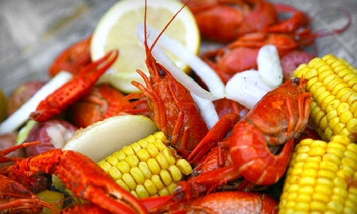 CrawDaddy's - Ridgeland: $10 for $20 Worth of Cajun Fare at CrawDaddy's
