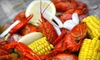 $10 for Cajun Fare at CrawDaddy's