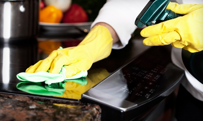 Beckwith Pro-Clean, Inc. - Boston: One or Three Two-Hour Housecleaning Sessions from Beckwith Pro-Clean, Inc. (Up to 71% Off)