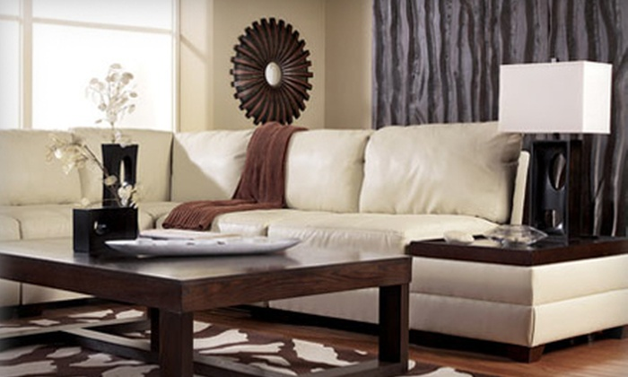 Genial $100 For Furniture At Ashley Furniture HomeStore