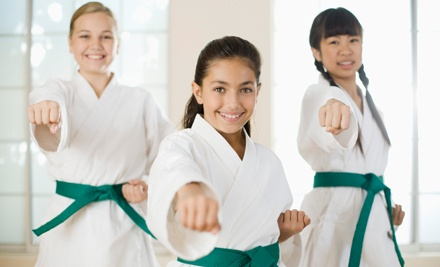 Martial-Arts Package for One with Eight Classes and a Uniform (a $125 value) - Okamotos Karate in Anchorage