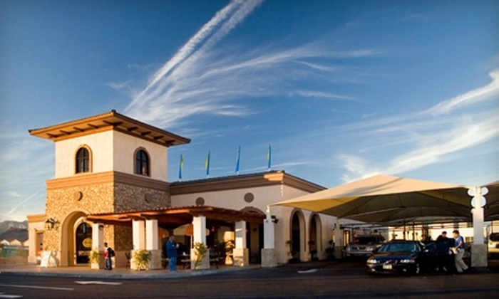 Washworks - Spring Valley: $10 for a Deluxe Car Wash with Tire Shine at WashWorks ($19.99 Value)