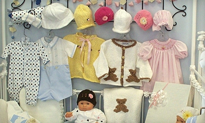 Hollyhocks - Denver: $25 for $50 Worth of High-End Children's Clothing and Accessories at Hollyhocks