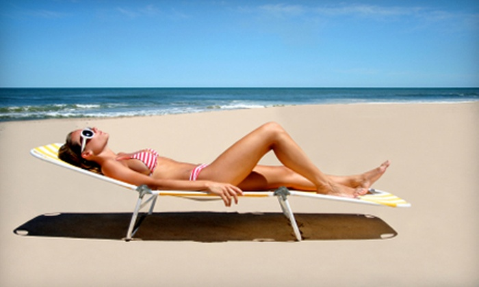 Heat Tanning - Mount Dora: $29 for a Six-Session Tanning Package and $20 Worth of Lotion at Heat Tanning in Mount Dora ($68.40 Value)