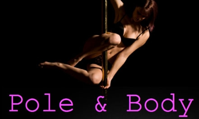 Pole & Body - Clay: $10 for a Beginner's Pole-Dancing Workout ($25 Value) or  $150 for a Private Pole-Dancing Workout Party ($300 Value) at Pole & Body