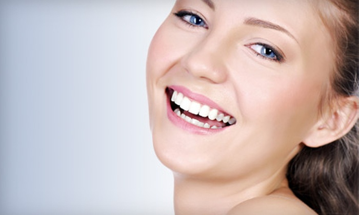 Laser & Cosmetic Dentistry - San Angelo: $109 for a One-Hour LumiBrite Teeth-Whitening Treatment with Sapphire Light at Laser & Cosmetic Dentistry ($495 Value)