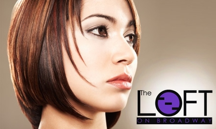 The Loft on Broadway - Belmont Heights: $20 for $50 Worth of Salon Services at The Loft on Broadway in Long Beach