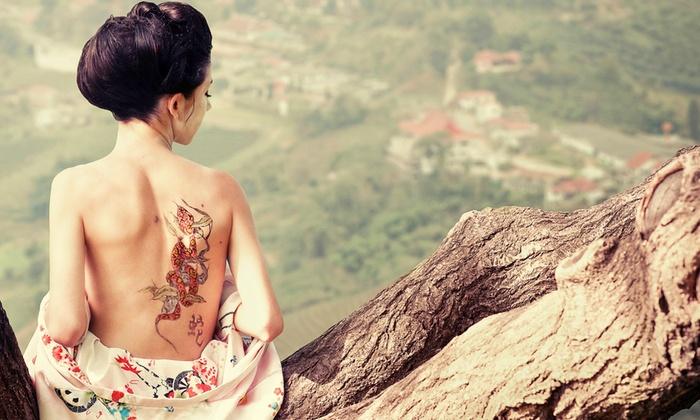 Shape up and tone down edinburgh tattoo removal