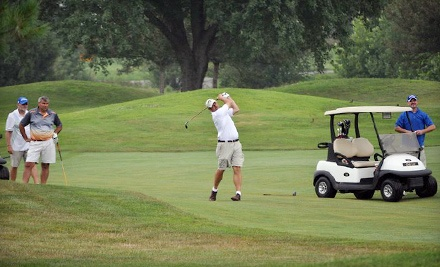Shadowood Golf Course: 2 Rounds of Golf and 2 Cart Rentals - Shadowood Golf Course in Seymour