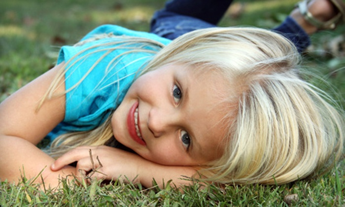 Joel Marion Photography - Valley Park: $85 for a One-Hour Portrait Session and High-Resolution DVD from Joel Marion Photography ($500 Value)