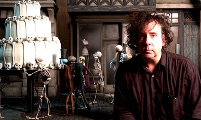 Toronto International Film Festival - Downtown Toronto: $22 for Two Tickets to the Tim Burton Exhibit at TIFF Bell Lightbox (Up to $45.50 Value)