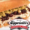 $10 for Subs at Capriotti's
