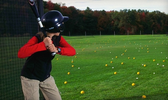 Severna Park Golf Center - Arnold: $10 for $20 Worth of Golf Activities or $6 for $12 Worth of Ballpark-Style Batting Practice at Severna Park Golf Center in Arnold