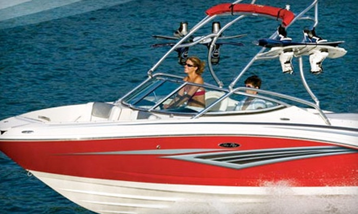 Branson Boat Club - Branson: $299 for a Boating Orientation and Rental with Membership Credit at Branson Boat Club