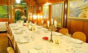 La Canasta : Menú para 2 o 4 con entrantes a compartir, principal, postre y bebida o botella de vino desde 59,95 € en La Canasta