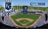 Kansas City Royals - East Side: Ticket to a Kansas City Royals Game. Four Games Available.