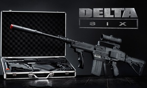 Delta Six Gaming Controller Bundle