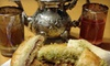 Oasis Middle Eastern Restaurant & Halal Market - Glen Eagle Village: Tea and Sweets for Two or Four, or $10 for $20 Worth of Middle Eastern Sweets at Oasis Restaurant in Newark (Up to 52% Off)