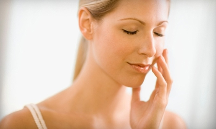 Radiant Skin Clinic - Moose Jaw: $50 for Microdermabrasion Treatment ($125 Value) or $99 for Three Laser Hair-Removal Treatments (Up to $375 Value) at Radiant Skin Clinic in Moose Jaw