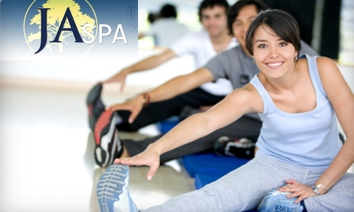 JA Spa and Fitness - Marcellus: $30 for a One-Month VIP Membership and Two Personal Training Sessions at Ja Spa & Fitness