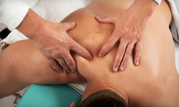 HealthWorks Chiropractic - Macomb: 50-Minute Massage or Chiropractic Package with Exam and Massage at HealthWorks Chiropractic in Macomb (Up to 69% Off)