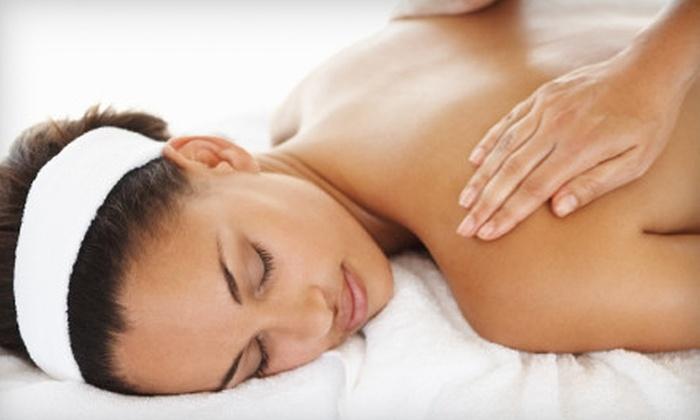 Pura Vida Day Spa - Laguna Niguel: 60- or 90-Minute Pura Vida Natural-Balance Massage at Pura Vida Day Spa in Laguna Niguel (Up to 59% Off)