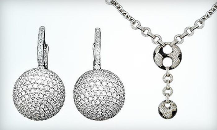 Elegant Creations, Inc - Elizabeth: Fine Jewelry at Elegant Creations, Inc. in Elizabeth (Up to 54% Off). Two Options Available.