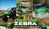 Green Zebra Adventures - Salt River: $59 for an Off-Road Tour from Green Zebra Adventures