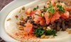 Aladdin's Eatery - Multiple Locations: $7 for $15 Worth of Mediterranean Fare at Aladdin's Eatery. Two Locations Available.