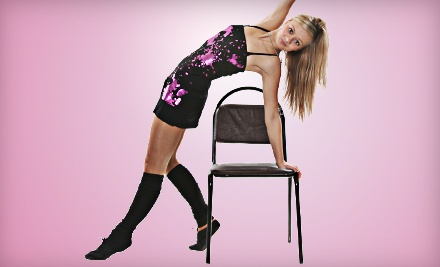 Seductive Chair-Dance Workshop on Sun., Feb. 5 at 4PM: 1 Admission (a $60 value) - Candy Cane at R Studio in Columbus