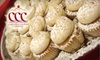 Cupcake Couture & Catering - CLOSED - Augusta Street Area: $15 for a Dozen Cupcakes ($32 Value) or $10 for $20 Worth of Cafe Fare at Cupcake Couture & Catering