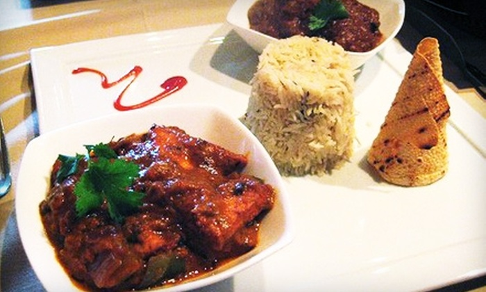 Chakra Cuisine - Multiple Locations: $30 for $60 Worth of Modern Indian Fare at Chakra Cuisine