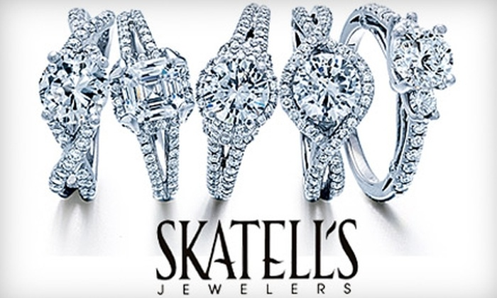 Skatell's Jewelers - Eastside: $25 for $50 Worth of Jewelry and Gifts at Skatell's Jewelers
