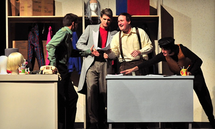 """""""The Wallace & Ladmo Show"""" - Downtown Phoenix: """"The Wallace & Ladmo Show"""" at the Herberger Theater Center (Up to Half Off). 14 Options Available."""