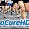 Run to Cure HD - Multiple Locations: $15 for Registration, Goodies, and More, for Run To Cure Huntington's Disease on October 16 ($25 Value)