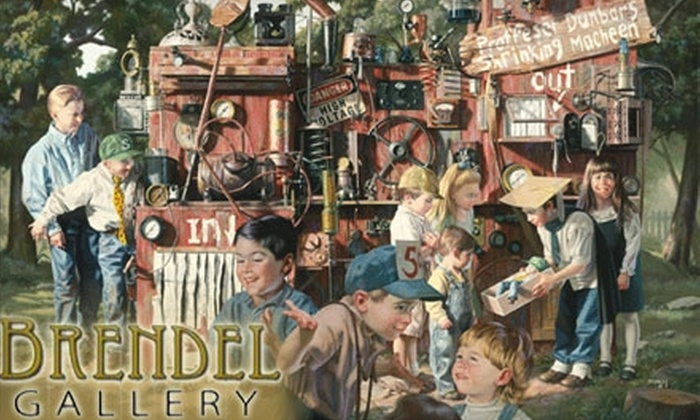 Brendel Gallery - Hamburg: $250 for a Limited-Edition Bob Byerley Print at Brendel Gallery (Up to $1,450 Value)