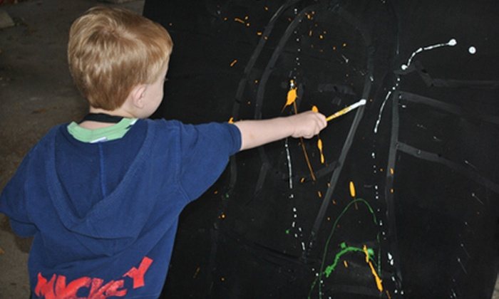 Van Grow Studio of the Arts - Monticello: $15 for a Two-Hour Children's Art Class at Van Grow Studio of the Arts ($30 Value)