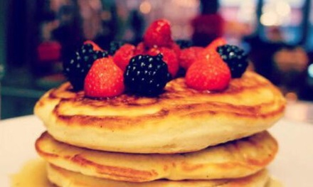 Pancake Stack with Blizzard or Smoothie for Two or Four at Tribeca West End