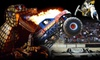 Extreme Monster Truck Nationals - The Palace of Auburn Hills: Extreme Monster Truck Nationals for Two at The Palace of Auburn Hills on Saturday, October 27 (Up to $39.50 Value)